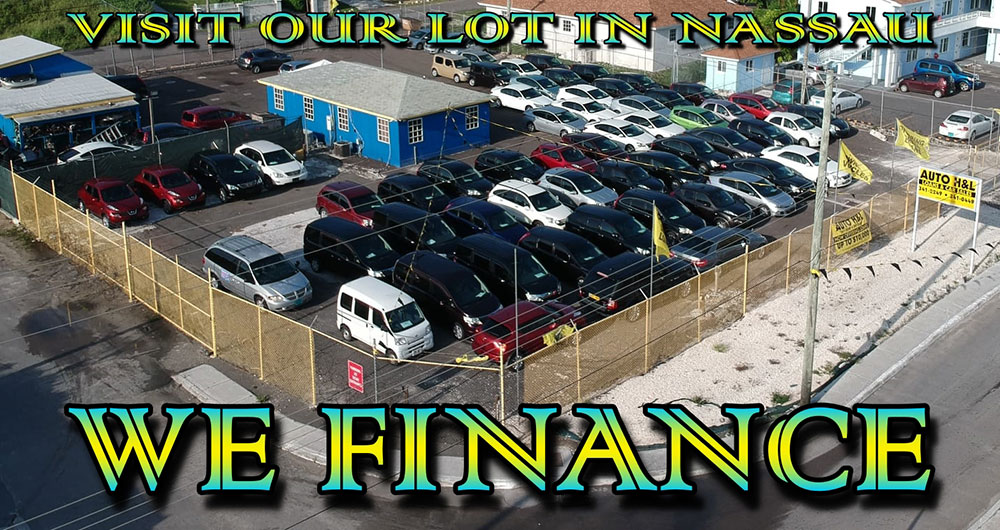 Best Used Car Lot in The Bahamas